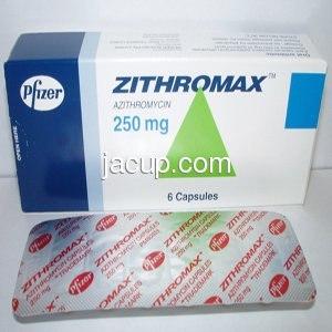Acheter du  Zithromax en ligne